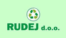 Rudej logo